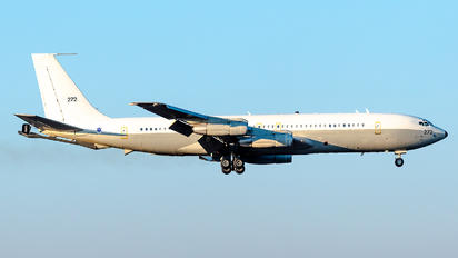 272 - Israel - Defence Force Boeing 707-3J6C Re'em