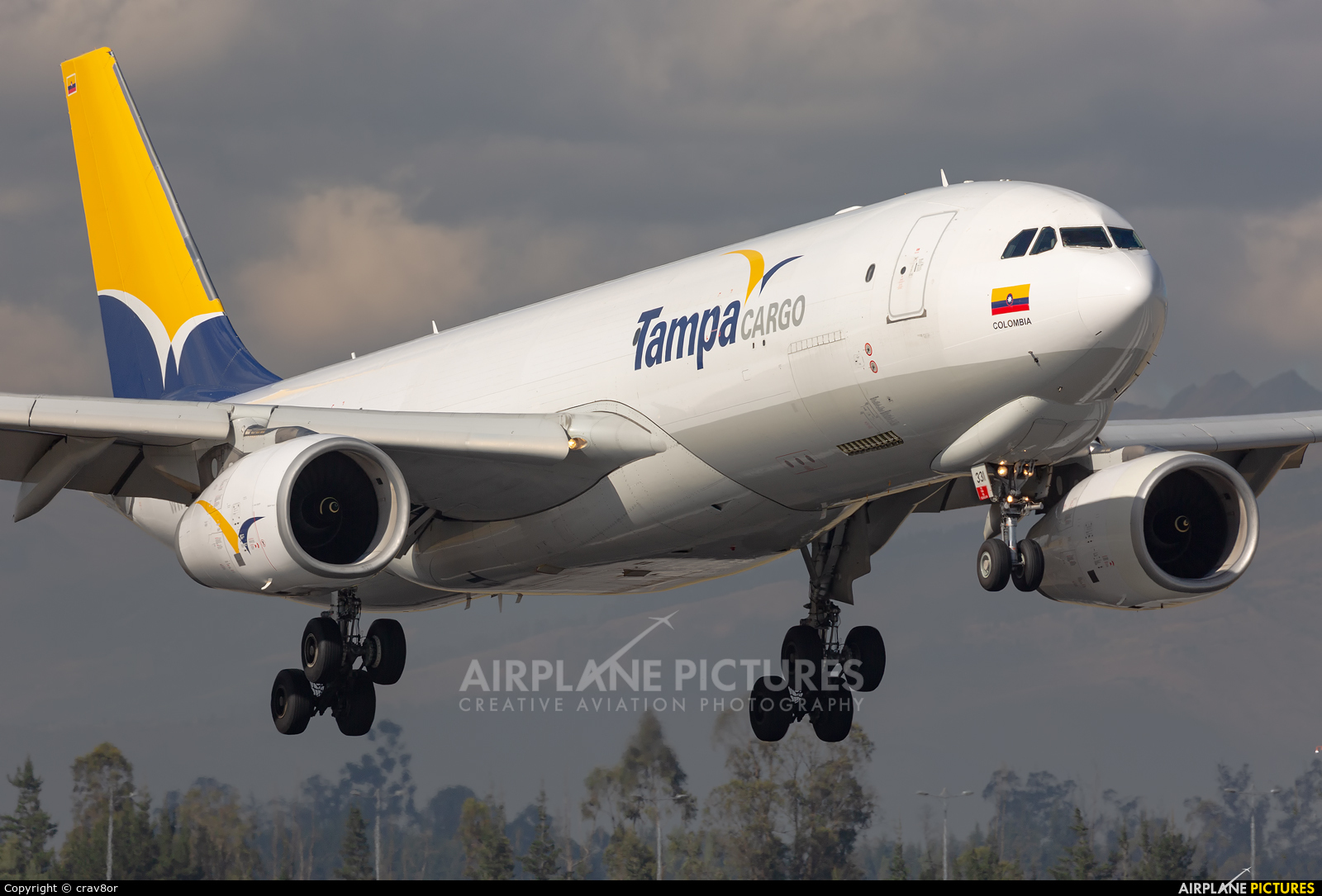 Tampa Cargo N331QT aircraft at Quito - Mariscal Sucre