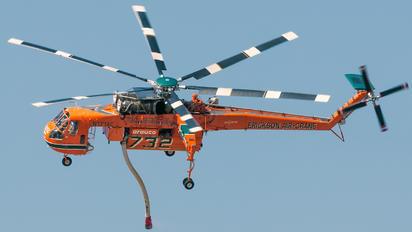 N171AC - Erickson Air-Crane Sikorsky S-64E/F Skycrane