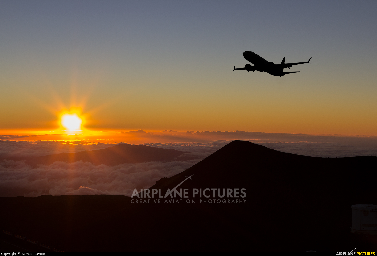 Air Canada C-FSDW aircraft at In Flight - Hawaii