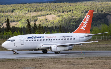 C-GANV - Air North Boeing 737-200 (Combi)