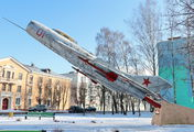 01 - Soviet Union - Air Force Mikoyan-Gurevich MiG-19PM aircraft