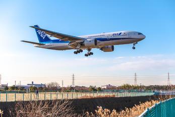 JA713A - ANA - All Nippon Airways Boeing 777-200ER