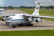 RF-76612 - Russia - Air Force Ilyushin Il-76 (all models) aircraft