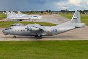23 BLUE - Russia - Air Force Antonov An-12 (all models) aircraft