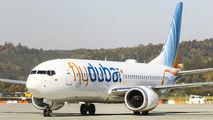 A6-MAX - flyDubai Boeing 737-8 MAX aircraft