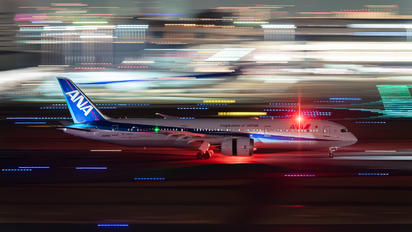 JA893A - ANA - All Nippon Airways Boeing 787-8 Dreamliner