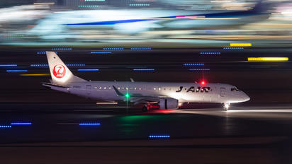 JA253J - J-Air Embraer ERJ-190 (190-100)