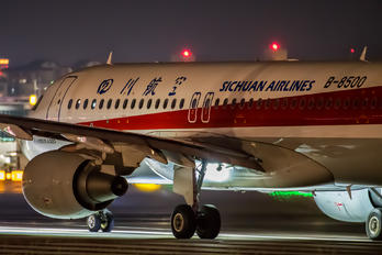 B-8500 - Sichuan Airlines  Airbus A320