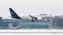 D-AINP - Lufthansa Airbus A320 NEO aircraft