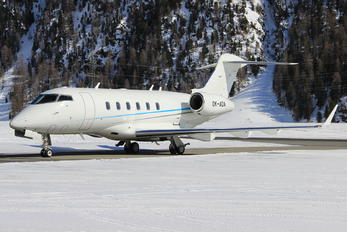 OK-AOA - CTR Holding Bombardier BD-100 Challenger 300 series