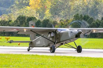 V-612 - Switzerland - Air Force Pilatus PC-6 Porter (all models)