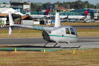 TG-EAC - Private Robinson R44 Astro / Raven