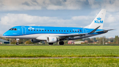PH-EXP - KLM Cityhopper Embraer ERJ-175 (170-200)