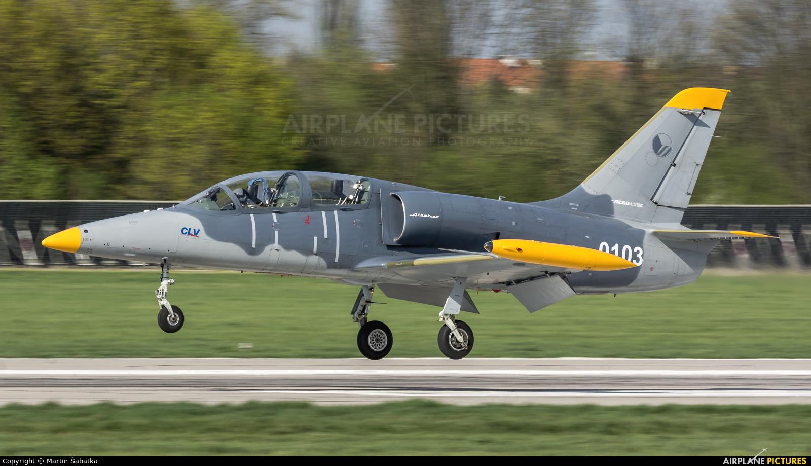 Czech - Air Force 0103 aircraft at Pardubice