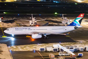 ZS-SXU - South African Airways Airbus A330-200 aircraft