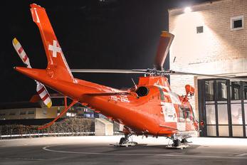 HB-ZRT - REGA Swiss Air Ambulance  Agusta Westland AW109 SP Da Vinci