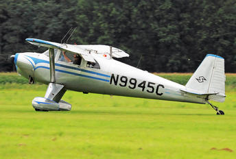 N9945C - Private Luscombe Silvaire 8F