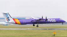 G-FLBE - Flybe de Havilland Canada DHC-8-400Q / Bombardier Q400 aircraft