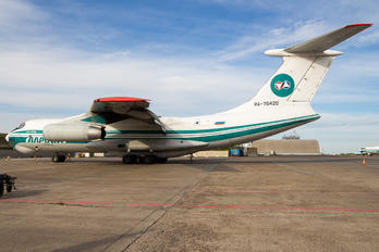 RA-76420 - Alrosa Ilyushin Il-76 (all models)