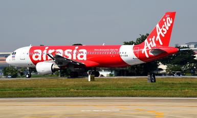 HS-ABB - AirAsia (Thailand) Airbus A320