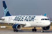 F-HBAO - Aigle Azur Airbus A320 aircraft
