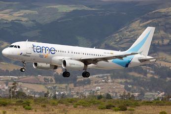 HC-CID - TAME Airbus A320