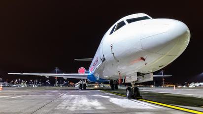 OM-BYC - Slovakia - Government Fokker 100
