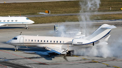N10HD - Private Bombardier BD-700 Global 6000