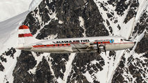 N96358 - Alaska Air Fuel Douglas C-54D Skymaster aircraft