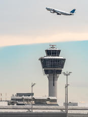 EDDM - - Airport Overview - Airport Overview - Control Tower