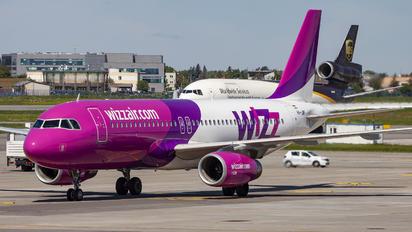 HA-LWF - Wizz Air Airbus A320
