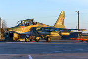 52 - Russia - Air Force Sukhoi Su-25UB aircraft