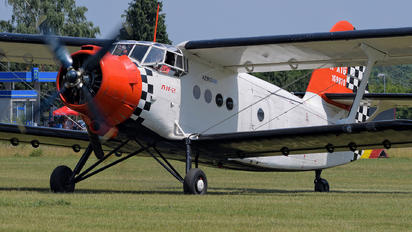 OK-XIG - Heritage of Flying Legends Antonov An-2