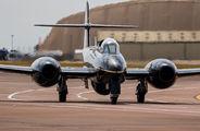 G-JWMA - Martin Baker Gloster Meteor T.7 aircraft