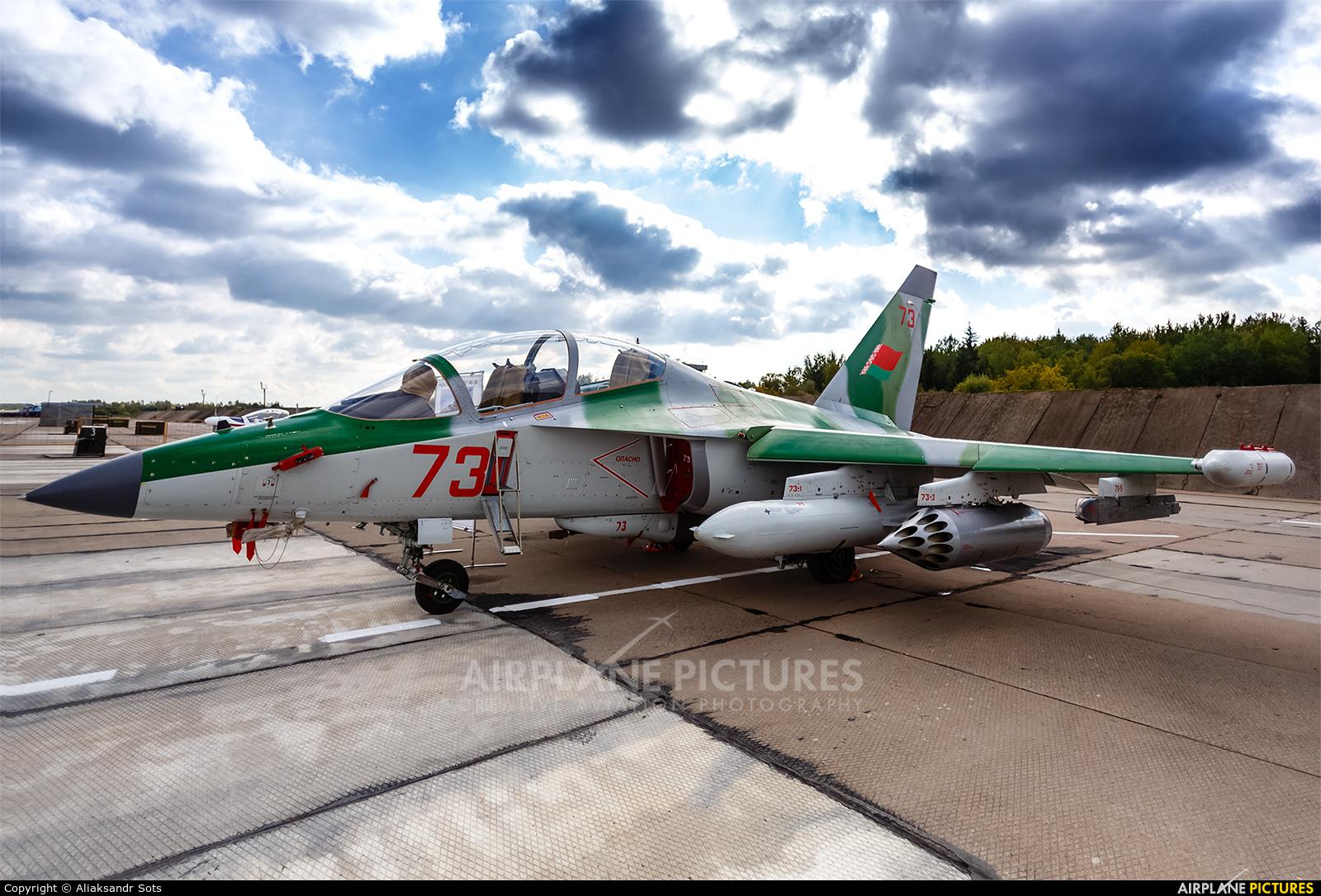 Belarus - Air Force 73 aircraft at Lida AB