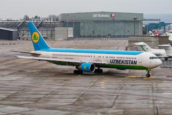 UK-67004 - Uzbekistan Airways Boeing 767-300ER