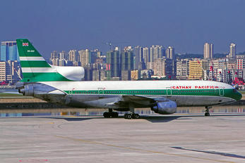 VR-HHY - Cathay Pacific Lockheed L-1011-1 Tristar