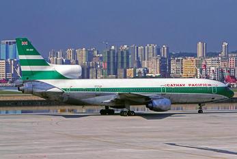 VR-HHY - Cathay Pacific Lockheed L-1011-1 Tristar