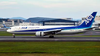 JA615A - ANA - All Nippon Airways Boeing 767-300