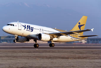 EI-GFO - I-Fly Airlines Airbus A319