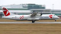 OK-MFT - CSA - Czech Airlines ATR 72 (all models) aircraft