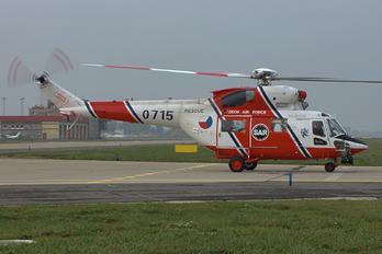 0715 - Czechoslovak - Air Force PZL W-3 Sokół