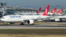 TC-JJT - Turkish Airlines Boeing 777-300ER aircraft