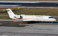 4L-GAA - Georgia - Government Canadair CL-600 CRJ-850 aircraft