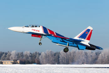 "RF-81705 - Russia - Air Force ""Russian Knights"" Sukhoi Su-30SM"