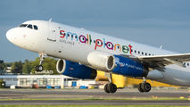 Small Planet Airlines SP-HAH image