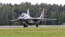 56 - Poland - Air Force Mikoyan-Gurevich MiG-29UB aircraft