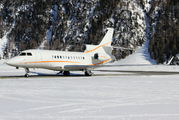 PP-CFJ - Private Dassault Falcon 7X aircraft
