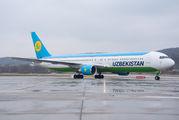 UK-67004 - Uzbekistan Airways Boeing 767-300ER aircraft